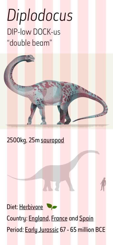 diplodocus mobile grid